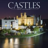 Castles Wall Calendar 2018 by Avonside