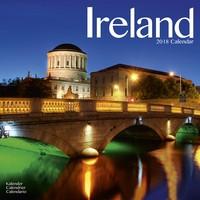 Ireland Wall Calendar 2018 by Avonside