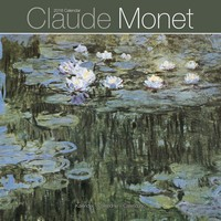 Monet Wall Calendar 2018 by Avonside