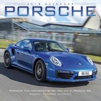 Porsche Wall Calendar 2018 by Avonside