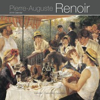 Renoir Wall Calendar 2018 by Avonside