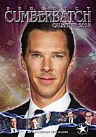 Benedict Cumberbatch Celebrity Wall Calendar 2018 5060085406673