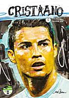Cristiano Ronaldo Celebrity Wall Calendar 2018