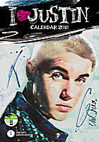 Justin Bieber Celebrity Wall Calendar 2018