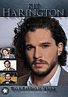 Kit Harrington Celebrity Wall Calendar 2018