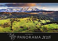 Tatry Panorama Wall Calendar 2018 by Helma