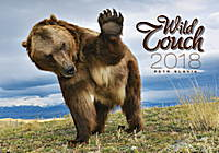Wild Touch Wall Calendar 2018 by Helma