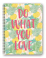 Do What You Love Extra Large Flexi Planner 2018 by Orange Circle Studio