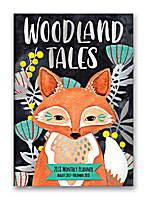 Woodland Tales Monthly Pocket Planner 2018 by Orange Circle Studio