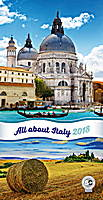 All about Italy Calendar 2018 by Presco Group