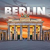 Berlin Calendar 2018 by Presco Group