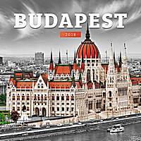 Budapest Calendar 2018 by Presco Group