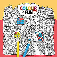 Colour for Fun Calendar 2018 by Presco Group
