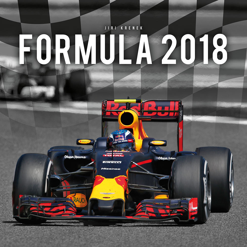 Formula Calendar 2018 by Presco Group 8595054250751