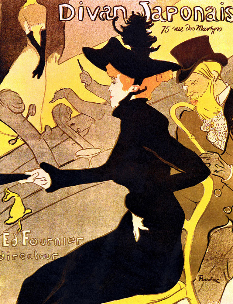Henri de Toulouse-Lautrec Calendar 2018 by Presco Group inside 8595054252649