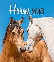 Horses Calendar 2018 by Presco Group