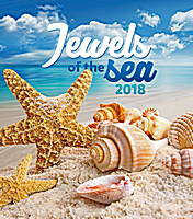 Jewels of the Sea Calendar 2018 by Presco Group 8595054252366
