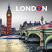 London Calendar 2018 by Presco Group
