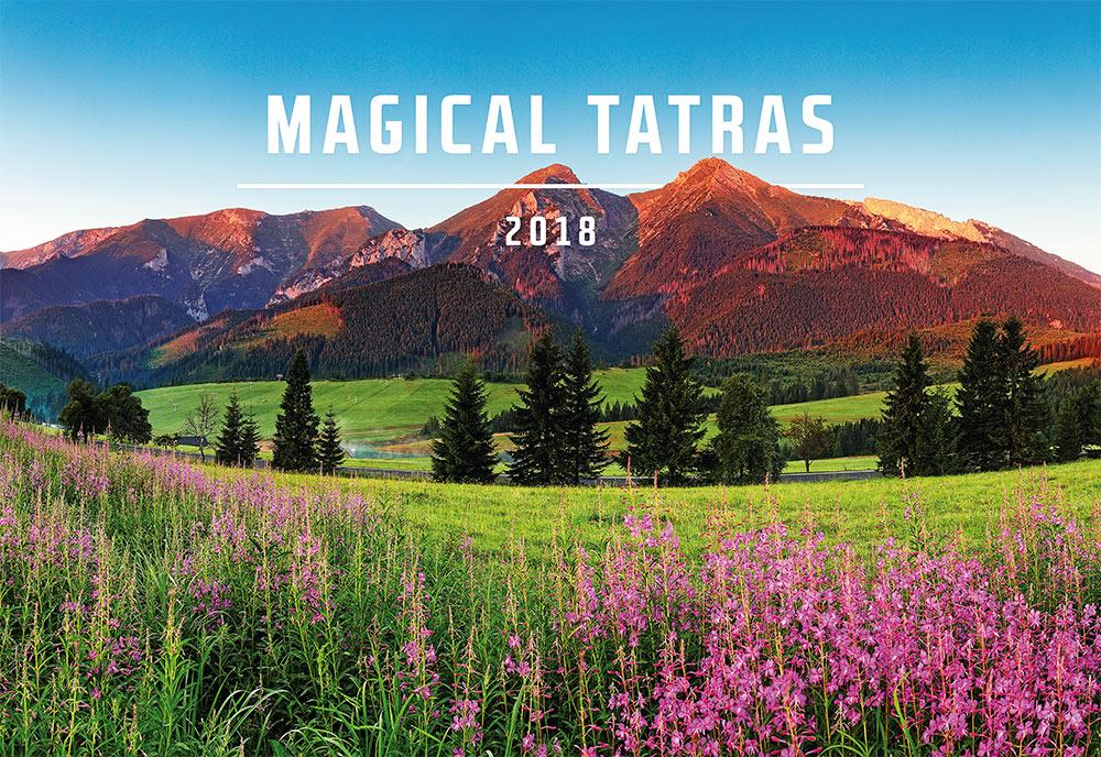 Magical Tatras Calendar 2018 by Presco Group 8595054252472