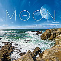 Moon Calendar 2018 by Presco Group 8595054250942