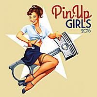 Pin-up Girls Calendar 2018 by Presco Group