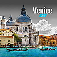 Venice Calendar 2018 by Presco Group