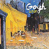 Vincent van Gogh Calendar 2018 by Presco Group