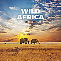 Wild Africa Calendar 2018 by Presco Group
