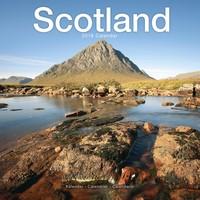 Scotland Wall Calendar 2018 by Avonside