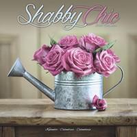Shabby Chic Wall Calendar 2018 by Avonside