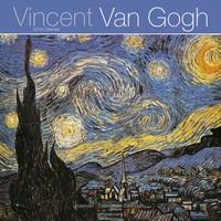 Van Gogh Wall Calendar 2018 by Avonside