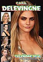 Cara Delevingne  Celebrity Wall Calendar 2018