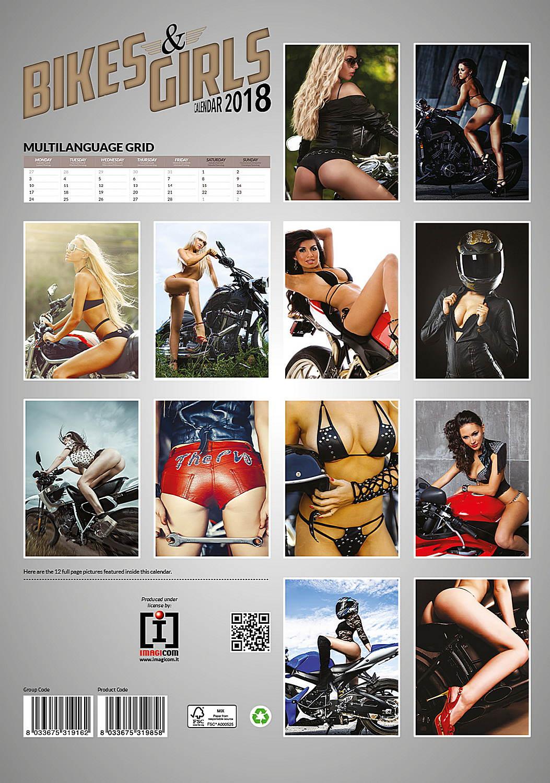 10 Unusual Naked 2017 Calendars - Oddee