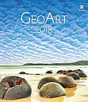 Geo Art Wall Calendar 2018 by Helma