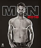 Men Wall Calendar 2018 by Helma
