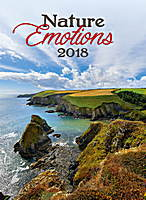 Nature Emotions Wall Calendar 2018 by Helma