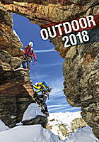 Outdoor Wall Calendar 2018 by Helma