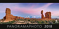 Panoramaphoto Wall Calendar 2018 by Helma