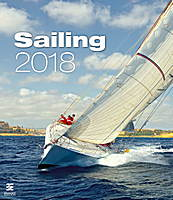 Sailing Wall Calendar 2018 by Helma