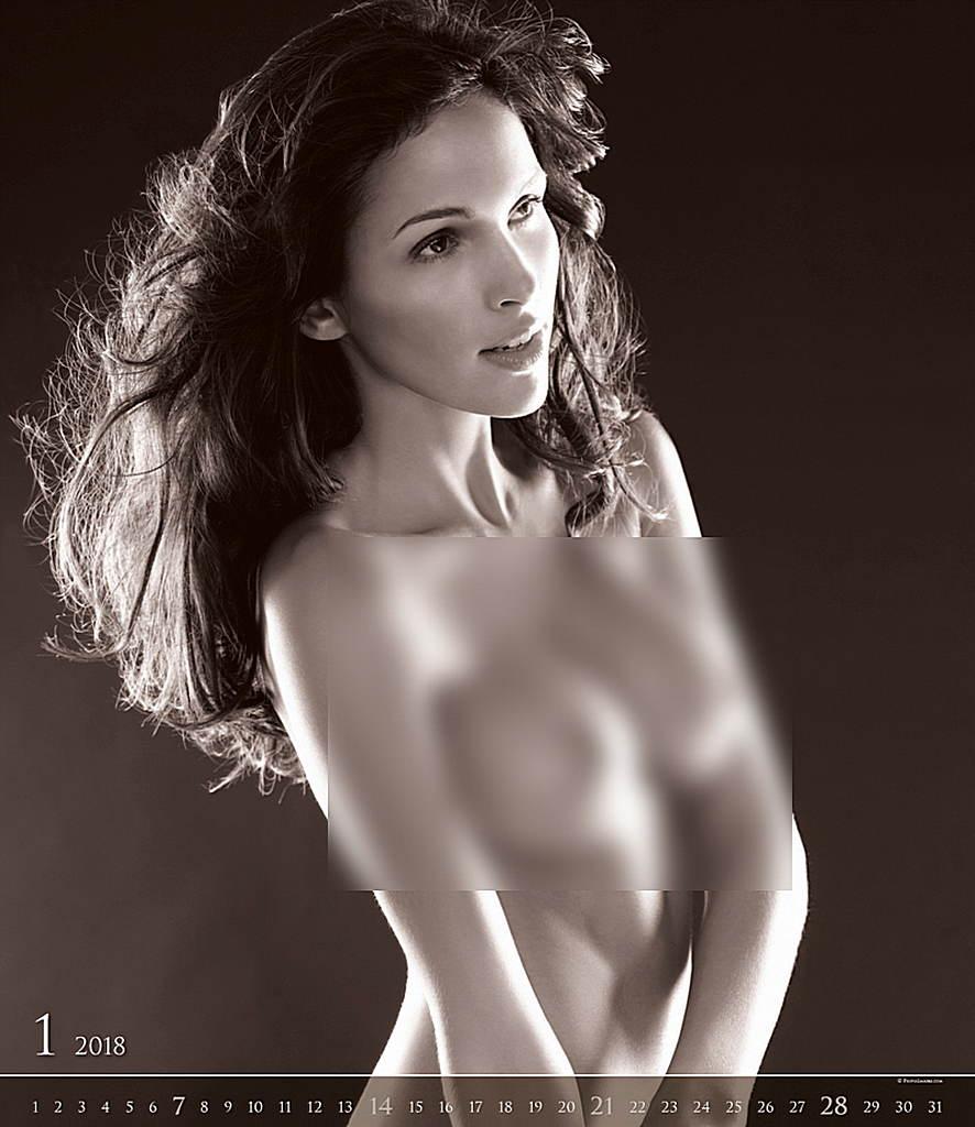 Women Calendar 2018  Nude Calendars-8939