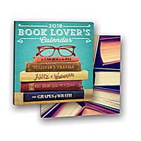 Book Lovers Album Calendar 2018 by Orange Circle Studio