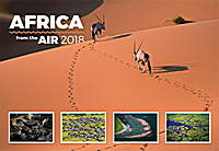 Africa from the Air Calendar 2018 by Presco Group