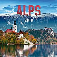 Alps Calendar 2018 by Presco Group