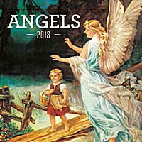 Angels Calendar 2018 by Presco Group