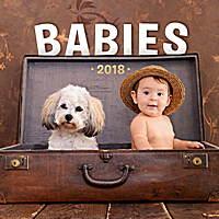 Babies Calendar 2018 by Presco Group