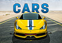Cars Calendar 2018 by Presco Group