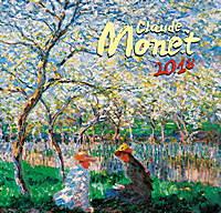 Claude Monet Poster Calendar 2018 by Presco Group
