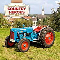 Country Heroes Calendar 2018 by Presco Group