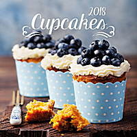 Cupcakes Calendar 2018 by Presco Group