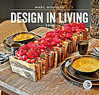 Design in Living by Marc Wouters Poster Calendar 2018 by Presco Group